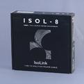 Кабель силовой Schuko - IEC C19 Isol-8 IsoLink Neutrik 20A 1.5m