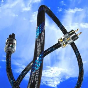 Кабель силовой Schuko - IEC C13 DH Labs Power Plus AC Cable 1.0m