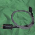 Кабель силовой Schuko - IEC C13 Kubala-Sosna Fascination Power Cable 15A 1.0m
