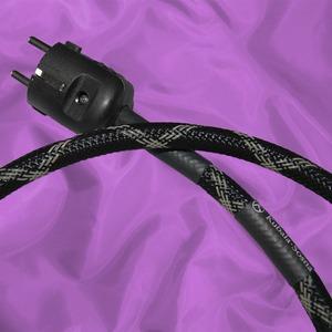 Кабель силовой Schuko - IEC C13 Kubala-Sosna Anticipation Power Cable 15A 1.0m