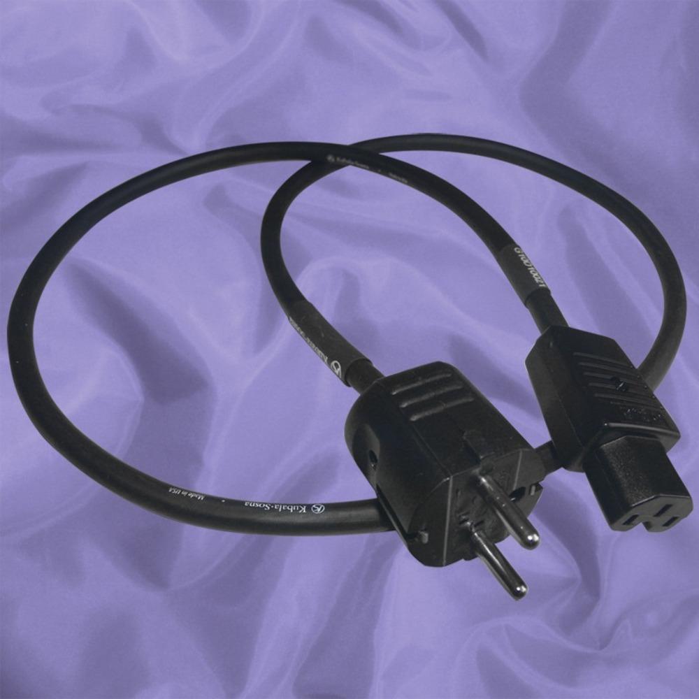 Кабель силовой Schuko - IEC C13 Kubala-Sosna Imagination Power Cable 15A 1.0m