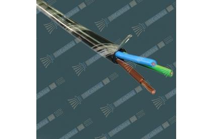 Кабель силовой в нарезку Abbey Road Cable Carbon Screen Power Chord