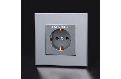 Розетка силовая 2К+З Furutech FT-SWS(G) Gray