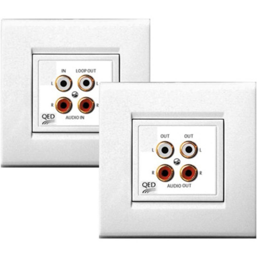 Розетка аудио/видео QED (A-RAS) RAS Remote Audio System