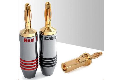 Разъем Банана Real Cable B7210