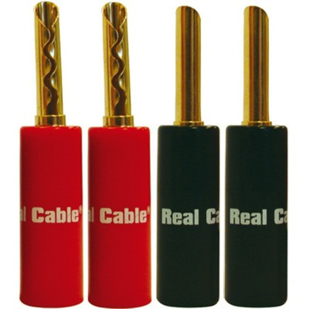 Разъем Банана Real Cable BFA6020