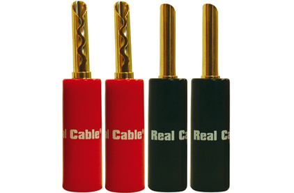 Разъем Банана Real Cable BFA6020