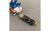 Разъем RCA (Папа) Ultimate Audio UA-5009 (1 штука)