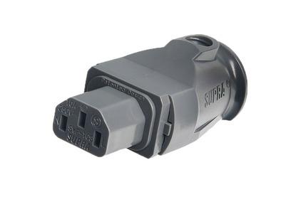 Разъем IEC C15 Supra Mains Plug/f SWF-10
