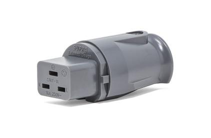 Разъем IEC C15 Supra Mains Plug/f SWF-16