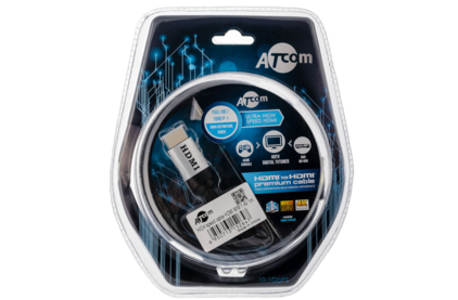 Кабель HDMI - HDMI Atcom AT5265 HDMI Cable 2.0m