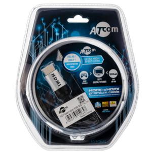 Кабель HDMI - HDMI Atcom AT5266 HDMI Cable 3.0m