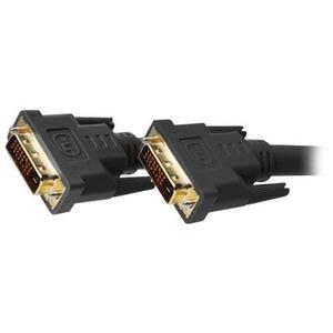 Кабель DVI - DVI Gefen CAB-DVIC-DLN-06MM 1.8m