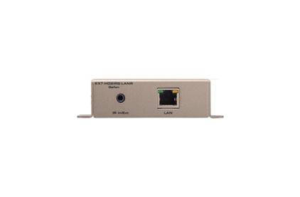 Передача по IP сетям HDMI, USB, RS-232, IR и аудио Gefen EXT-HD2IRS-LAN-RX