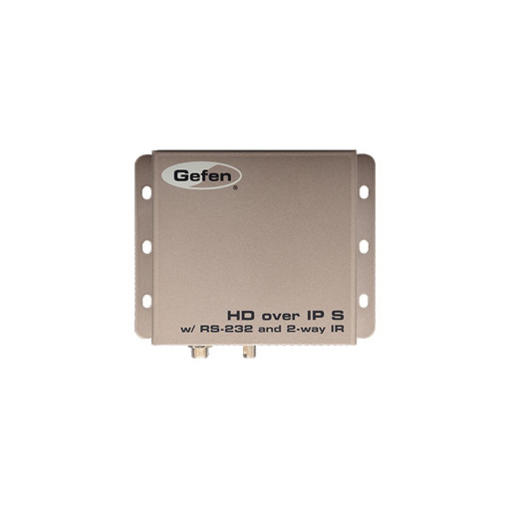 Передача по IP сетям HDMI, USB, RS-232, IR и аудио Gefen EXT-HD2IRS-LAN-TX