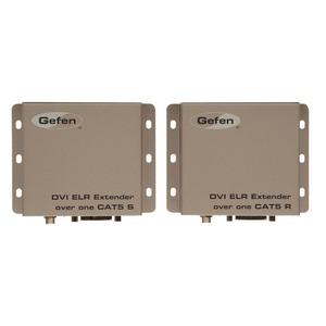 Передача по витой паре DVI Gefen EXT-DVI-1CAT5-ELR