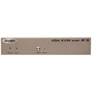 KVM (VGA, USB, RS-232 и аудио) Gefen EXT-VGAKVM-LANTX