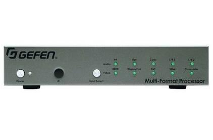Видеопроцессор, масштабатор Gefen EXT-MFP