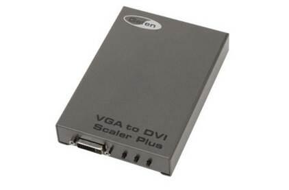 Масштабатор видео, графика (VGA), DVI Gefen EXT-VGA-2-DVISP