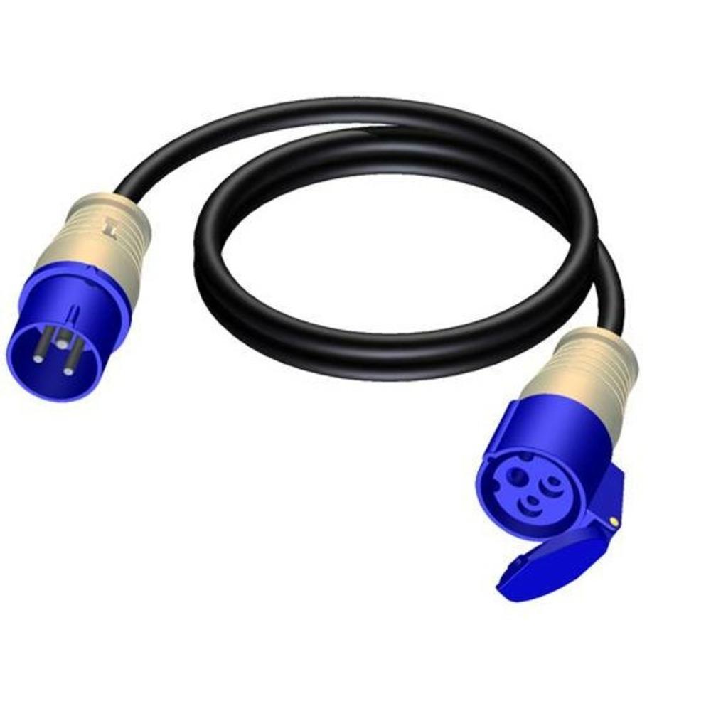 Кабель силовой Schuko - powerCON Procab CAB450/10 10.0m
