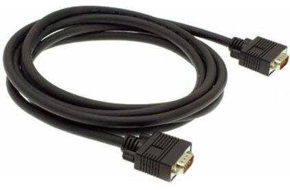 Кабель видео VGA - VGA QteX TC-VP-1 1.0m