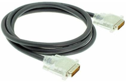 Кабель DVI - DVI QteX TC-D25P-DL-1.8 1.8m
