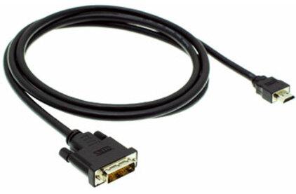 Кабель HDMI-DVI QteX TC-HP/D25P-10 10.0m