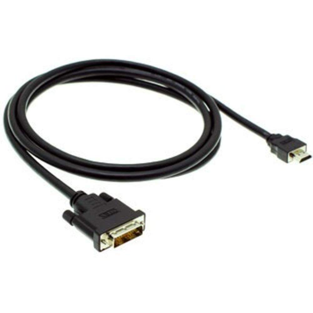 Кабель HDMI-DVI QteX TC-HP/D25P-3 3.0m