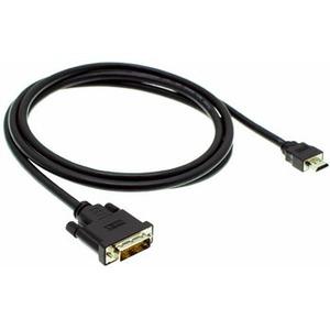 Кабель HDMI-DVI QteX TC-HP/D25P-5 5.0m