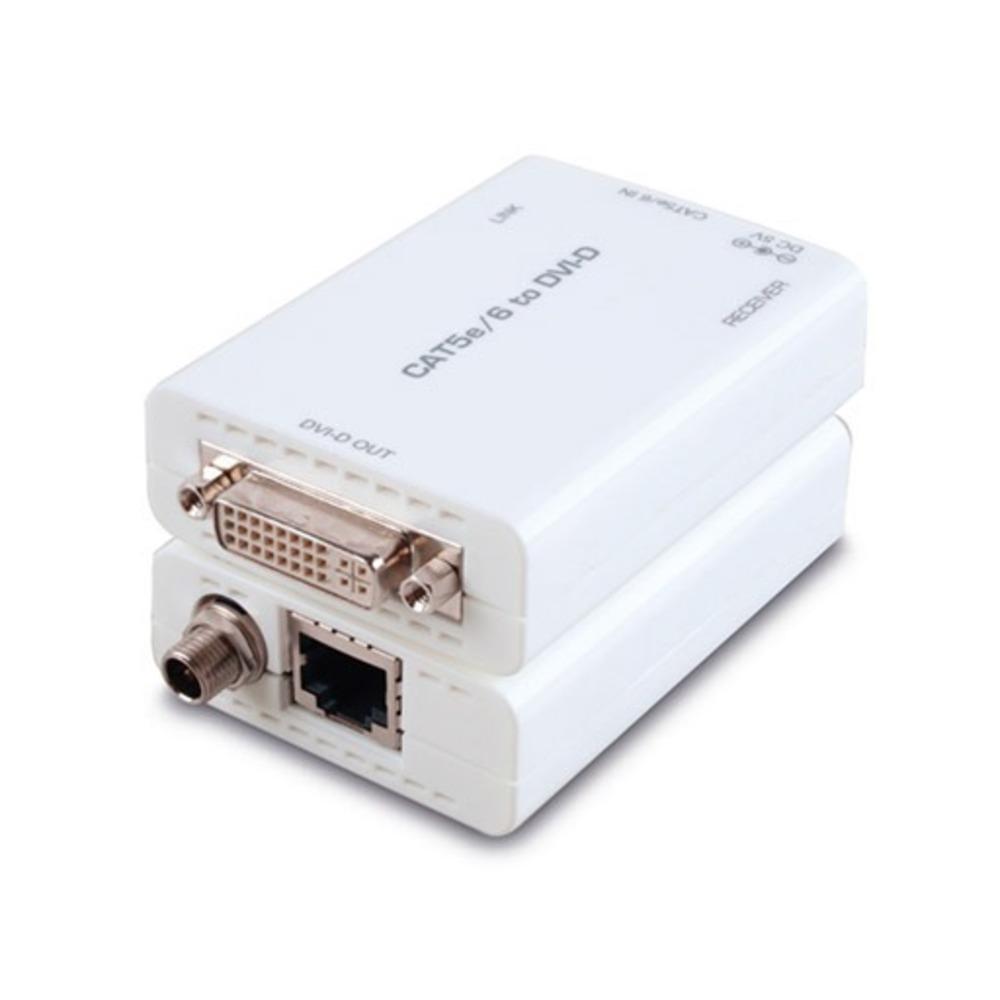 Приемник сигнала DVI из витой пары, HDBaseT Cypress CDVI-513RXL