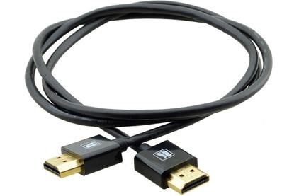 Кабель HDMI - HDMI Kramer C-HM/HM/PICO/BK-2 0.6m