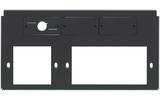 Рамка для TBUS-10 под 3 сетевые розетки и 3 модуля Kramer T10F-33