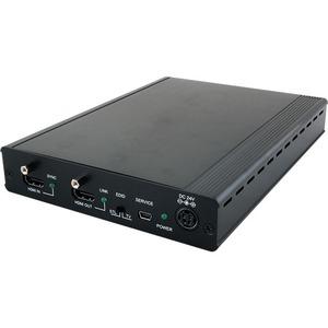 Передатчик 1:3 сигналов HDMI 4K2K/60 3D и ИК в витую пару с проходным выходом Cypress CHDBT-1H3CPL