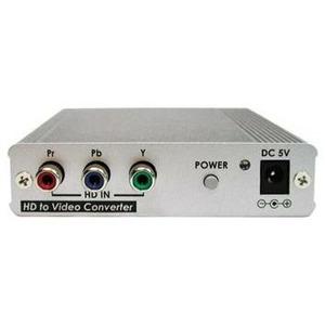 Преобразователь компонентного видеосигнала в композитный и S-Video Cypress CPT-387HD