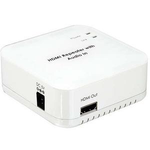 Кодер цифрового аудио S/PDIF или аналогового стерео в проходной сигнал HDMI Cypress CLUX-11CA