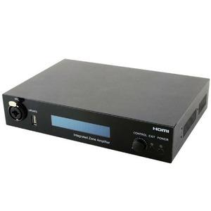 Зональный многофункциональный предусилитель с коммутацией видеосигналов интерфейса HDMI Cypress DCT-23