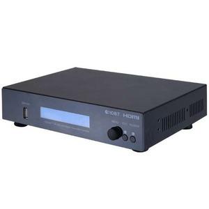Преобразователь / коммутатор, аналоговых и цифровых аудиосигналов с деэмбеддером из HDMI Cypress DCT-23HD