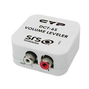 Устройство коррекции уровня небалансного стереоаудиосигнала Cypress DCT-6S