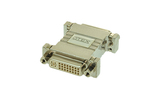 Переходник DVI - DVI QteX TA-D29S/D29S-DL