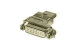 Переходник HDMI - DVI QteX TA-HP/D25S-R