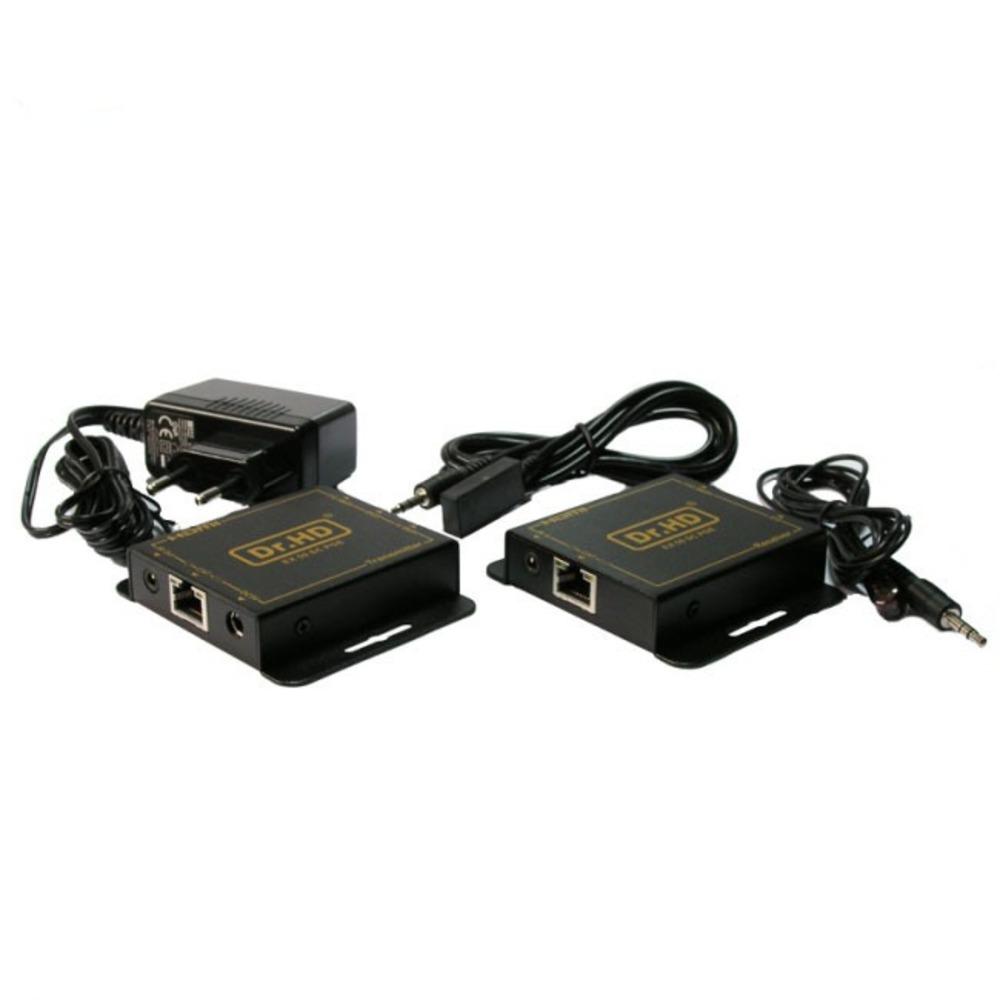 HDMI удлинитель по UTP Dr.HD 005007048 EX 50 SC POE