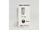 Розетка USB 2.0 для зарядки устройств Dr.HD 016002022 SOC USB 2.0 CG