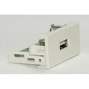 Розетка USB 2.0 Dr.HD 016002018 SOC USB