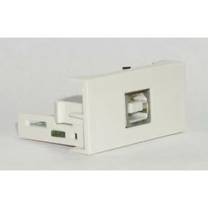 Розетка USB 2.0 Dr.HD 016002014 SOC USB 2.0 B