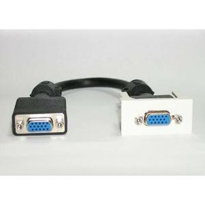 Розетка VGA с косичкой Dr.HD 016002009 SOC VGA P
