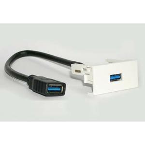 Розетка USB 3.0 с косичкой Dr.HD 016002008 SOC USB 3.0 P