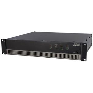 4-канальный трансляционный усилитель мощности Audac CAP448