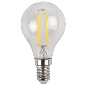 Лампа ЭРА F-LED P45-5w-840-E14