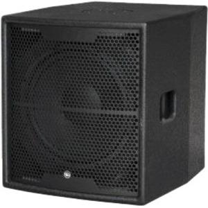 Сабвуфер концертный Volta NANO Techno SUB black
