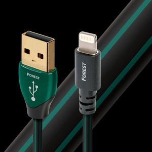 Кабель для iphone Audioquest Forest USB A-Lightning 1.5m